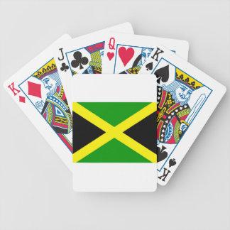 Baraja De Cartas Bicycle ¡Bajo costo! Bandera de Jamaica