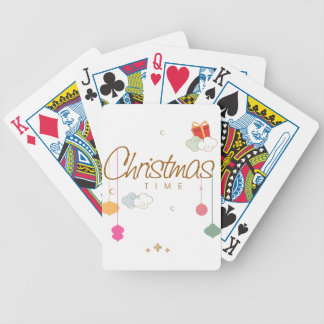 Baraja De Cartas Bicycle Chirtsmas 10