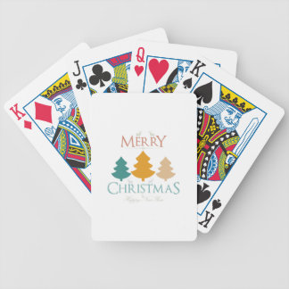 Baraja De Cartas Bicycle Chirtsmas 34