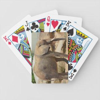 Baraja De Cartas Bicycle Elefante republicano