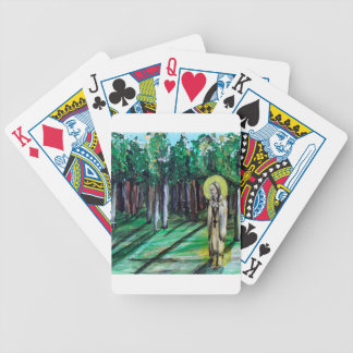 Baraja De Cartas Bicycle Kateri Tekakwitha