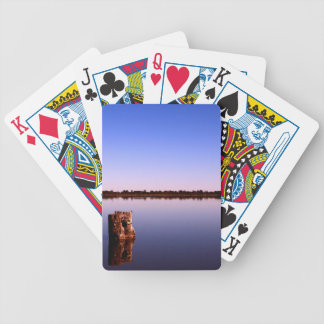 Baraja De Cartas Bicycle Lago reservado