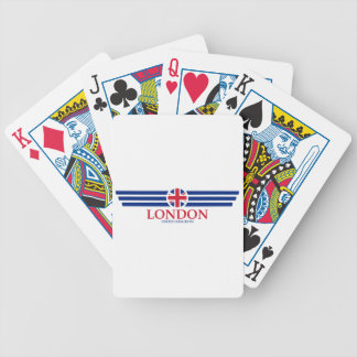 Baraja De Cartas Bicycle Londres
