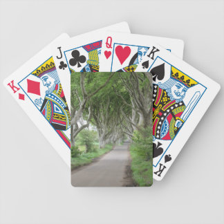 Baraja De Cartas Bicycle Los setos de la oscuridad