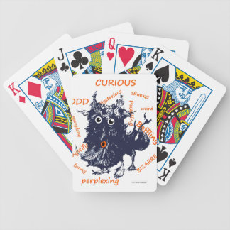 Baraja De Cartas Bicycle misterio