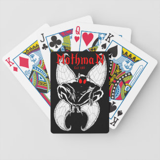 Baraja De Cartas Bicycle Mothman