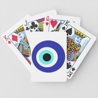 Baraja De Cartas Bicycle Ojo azul