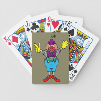 Baraja De Cartas Bicycle Payaso