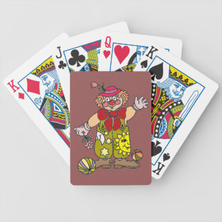 Baraja De Cartas Bicycle Payaso 1
