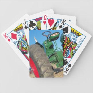 Baraja De Cartas Bicycle Playingcards viejos de la granja de los regalos