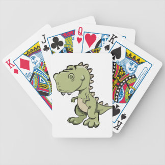Baraja De Cartas Bicycle T-Rex