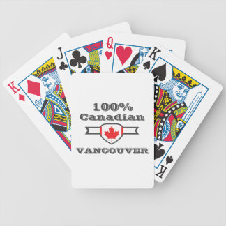 Baraja De Cartas Bicycle Vancouver 100%
