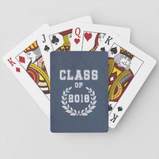 Baraja De Cartas Clase de 2018