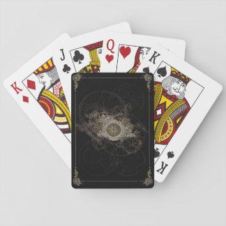 Baraja De Cartas Cubierta exclusiva de SimplyCards® Steampunk