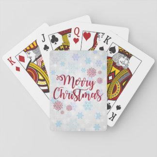 Baraja De Cartas Felices Navidad 2
