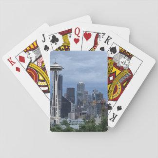Baraja De Cartas Horizonte de Seattle