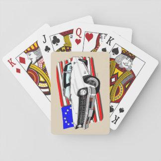 Baraja De Cartas Nova blanco 1966-1967 tarjetas