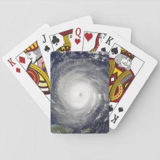 Baraja De Cartas Ojo del huracán