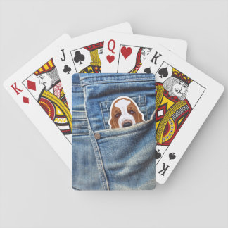 Baraja De Cartas Perro en mi bolsillo