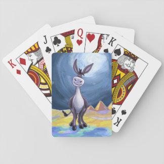 Baraja De Cartas Regalos y accesorios del burro