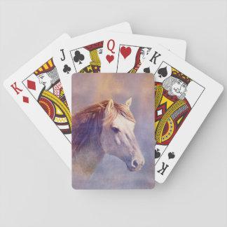 Baraja De Cartas Retrato del caballo
