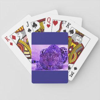 Baraja De Cartas Tarjetas del póker del alcohol de la selva