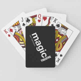 Baraja De Cartas Teatro mágico intrépido, nuevo juego (tarjetas del