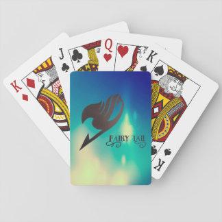 baraja fairy tail colection baraja de póquer