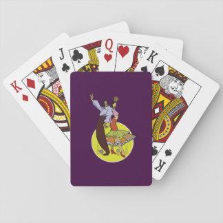 Baraja- Fandango Dibujante Cartas De Póquer
