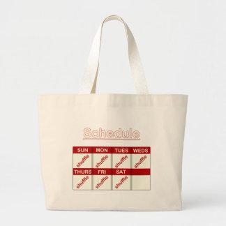 Barajadura diaria bolsas de mano