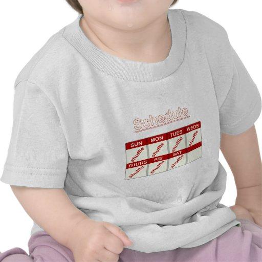 Barajadura diaria camiseta