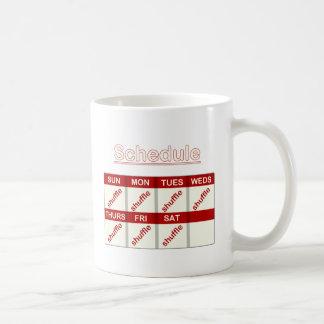 Barajadura diaria taza de café