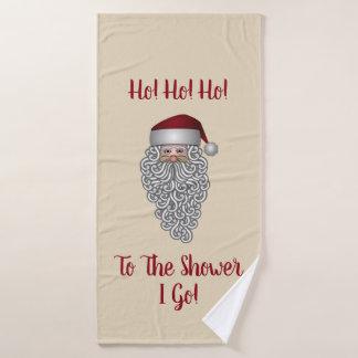 Barba larga Santa