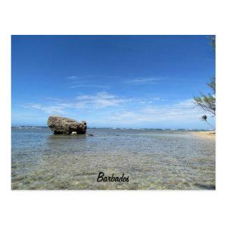 Barbados - costa este 1 postal