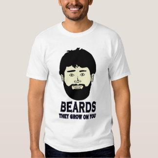 BARBAS - crecen en usted Camiseta