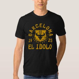 """Barcelona """"camiseta del idolo del EL"""" Camisetas"""
