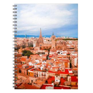 Barcelona Cuaderno