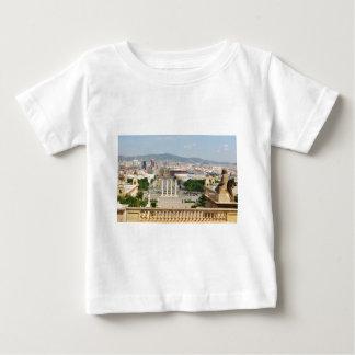 Barcelona, España Camiseta De Bebé