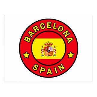 Barcelona España Postal