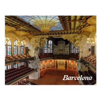 Barcelona, España Postal