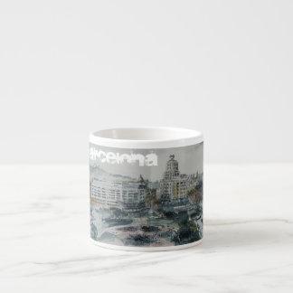 Barcelona espresso taza de espresso