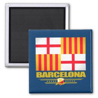 Barcelona Imán De Frigorifico