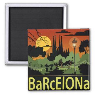 Barcelona. imán
