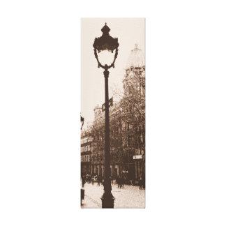 Barcelona Portal del Angel - la galería envolvió l Lienzo Envuelto Para Galerías