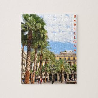 Barcelona Puzzle