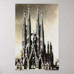 Barcelona, Sagrada Familia Impresiones