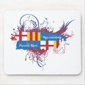 Barceloneta - Puerto Rico Alfombrilla De Ratón