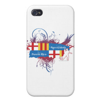 Barceloneta - Puerto Rico iPhone 4 Protector
