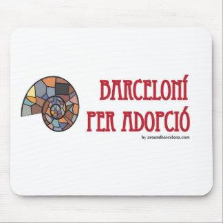 Barceloní collection alfombrilla de ratón