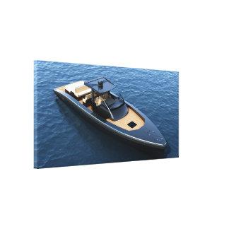 barco 16 lienzo envuelto para galerías